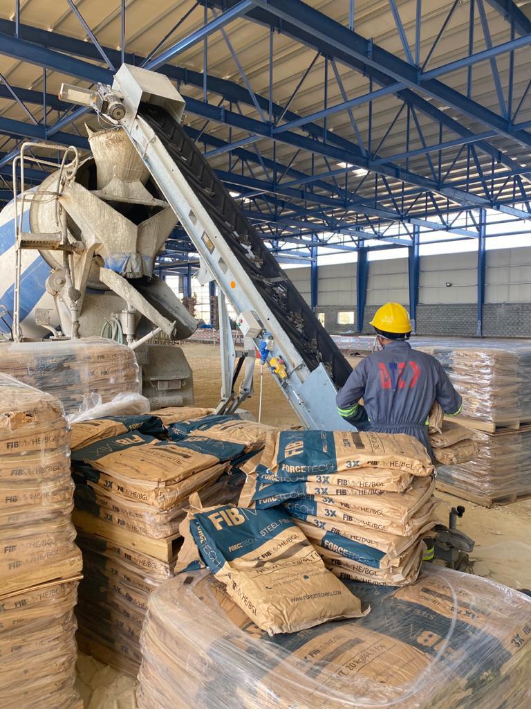 Forcetech Steel fiber