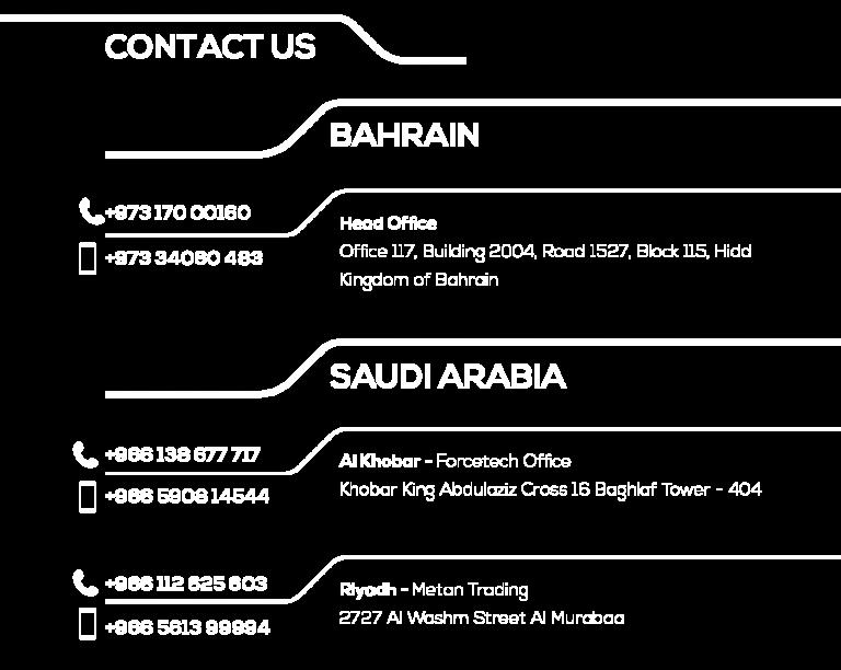 Forcetech Contact us